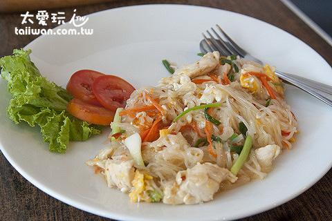 最愛的泰國炒麵Pad Thai