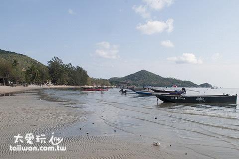 Sairee海灘