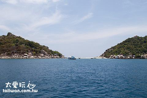 南園島浮潛