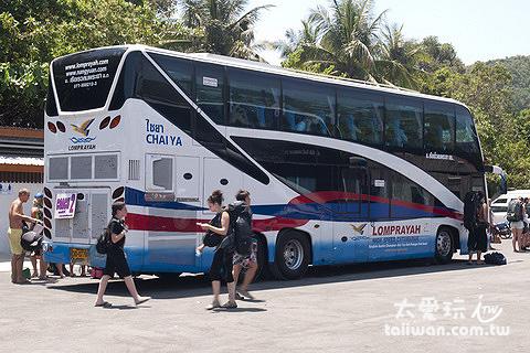 搭巴士去華欣
