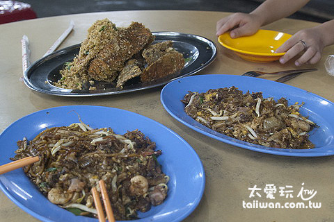 美味的華人菜色