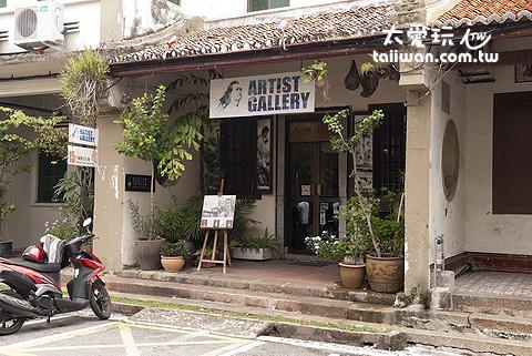 馬六甲傳統店屋