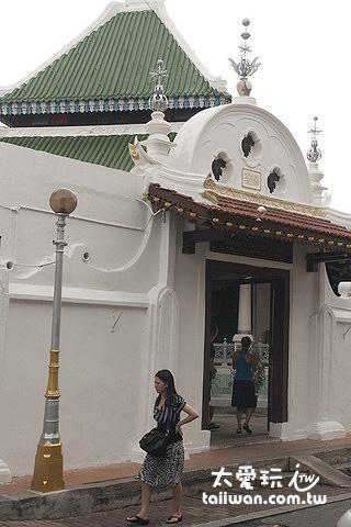 中國風的清真寺