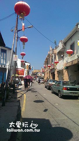 馬六甲舊城區