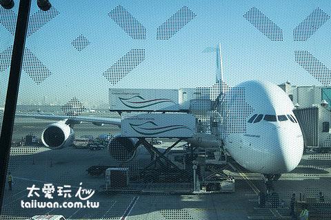 阿聯酋航空A380