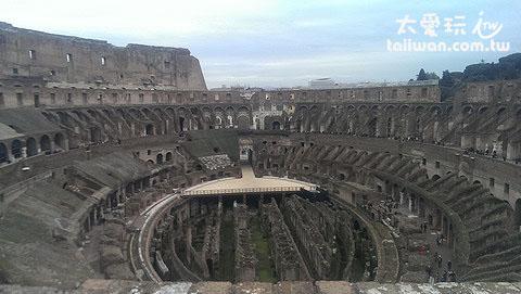 羅馬競技場Colosseum