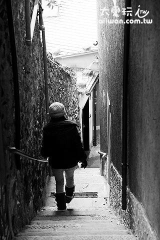 韋爾納扎(Vernazza)街景