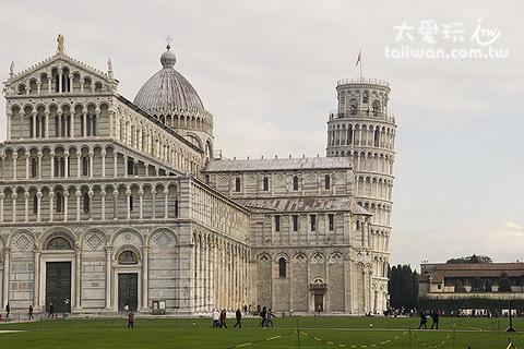 比薩大教堂與鐘樓