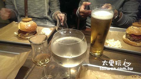 布達佩斯的晚餐少不了美酒相伴