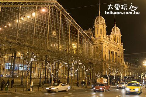 布達佩斯-我的第一個聖誕節