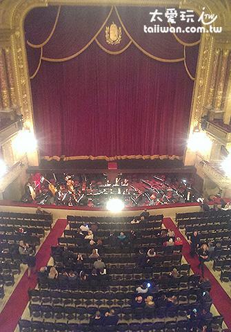 布達佩斯的國家歌劇院