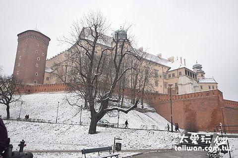 Krakow城堡