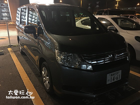 東京租車自駕!