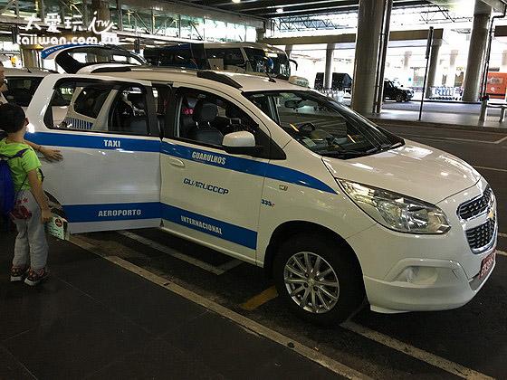聖保羅機場計程車