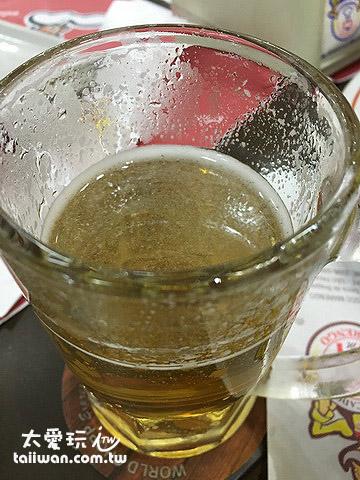 超好喝的巴西啤酒
