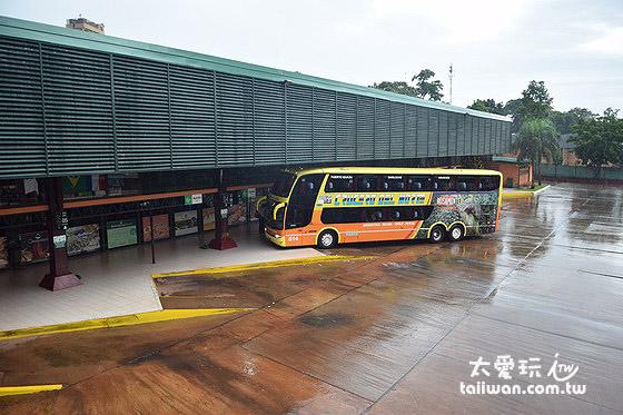 阿根廷伊瓜蘇(Iguazu)巴士站