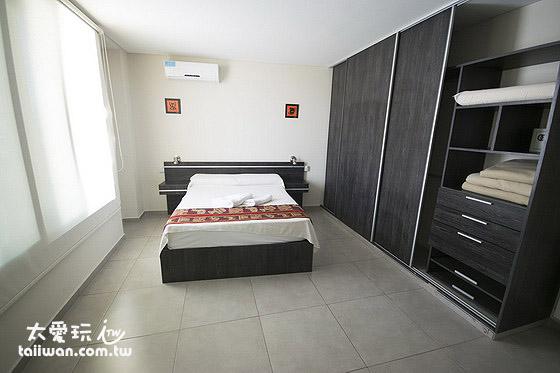 Nubes Apart Hotel房間乾淨舒適