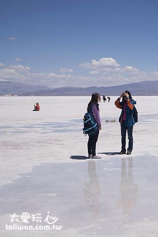Salinas Grandes鹽湖