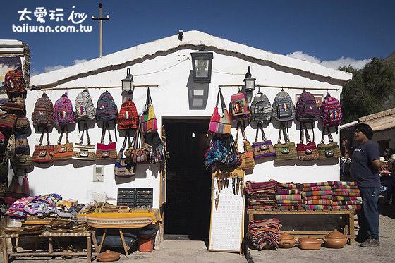 普爾馬馬爾卡Purmamarca是個人口約2000的小鎮