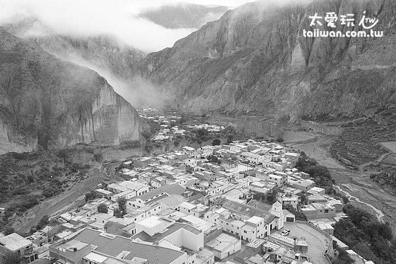 Iruya伊魯亞隱身於高山之中