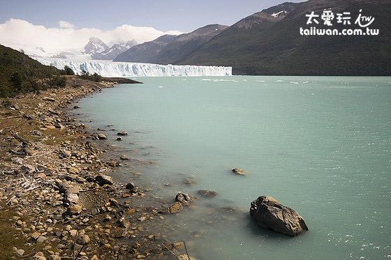 Perito Moreno冰河湖
