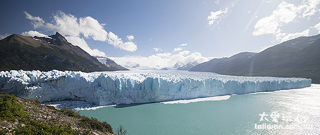 這還不是Perito Moreno冰河的全部