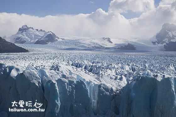 Perito Moreno冰河
