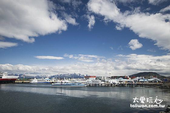 烏蘇懷雅Ushuaia是阿根廷最南邊的一個小鎮
