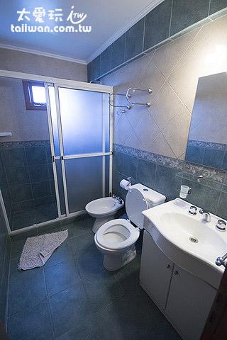 La Posta七人公寓廁所