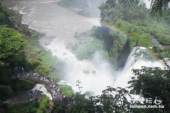 伊瓜蘇瀑布群