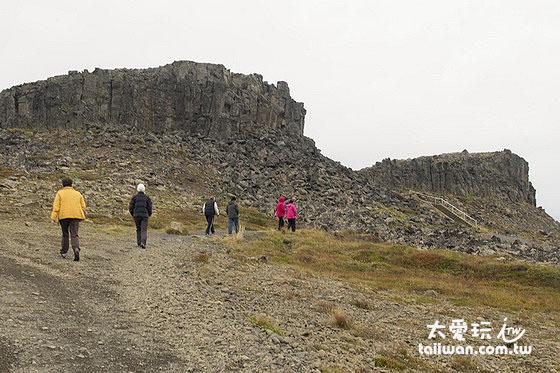 Borgarvirki是一處防禦碉堡