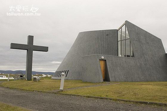 別出心裁的教堂建築