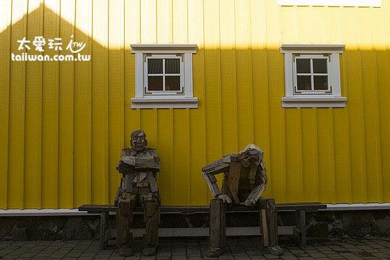 Siglufjörður冰島的鯡魚之都