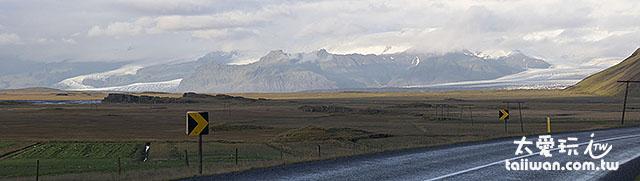 極廣大的冰河區