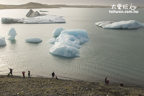 Jökulsárlón Glacier Lagoon傑古沙龍冰河湖