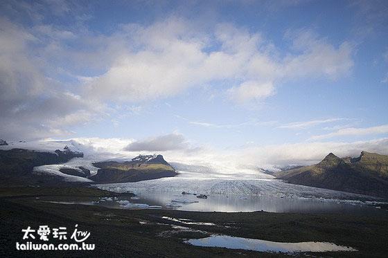超級大冰河