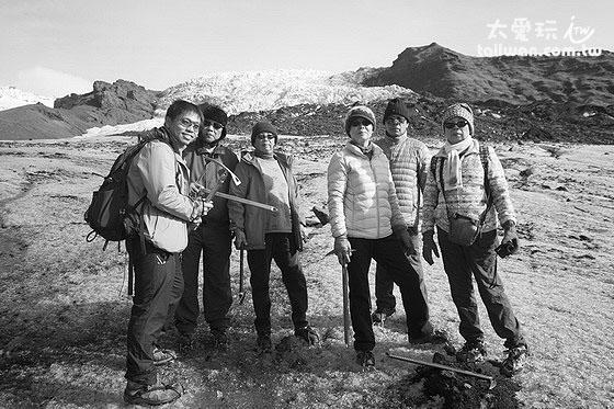 有模有樣的冰河探險隊