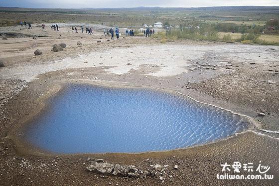 蓋錫爾噴泉地熱區Geysir and Strokkur
