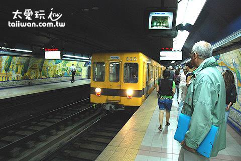布宜諾愛麗斯地鐵捷運