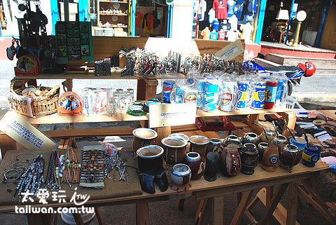Caminito飾品攤販