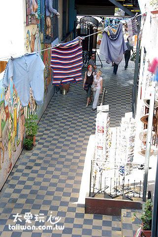 Caminito巷弄