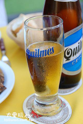 Caminito來杯啤酒看表演