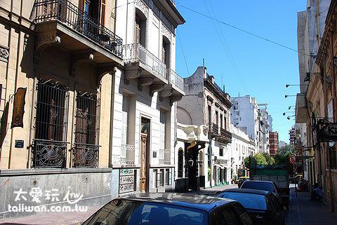 Caminito街景