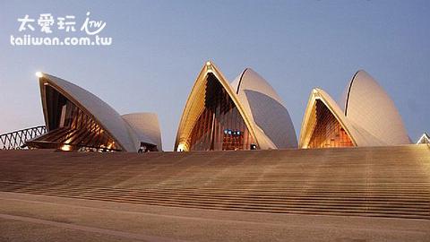 雪梨歌劇院(Sydney Opera House)