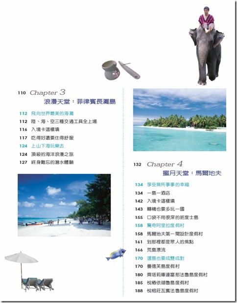 幸福海島目錄