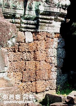 磚紅壤建築