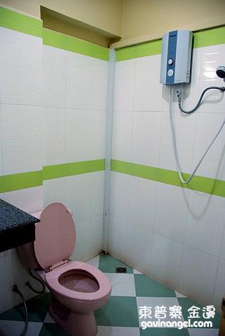 幸福客棧廁所