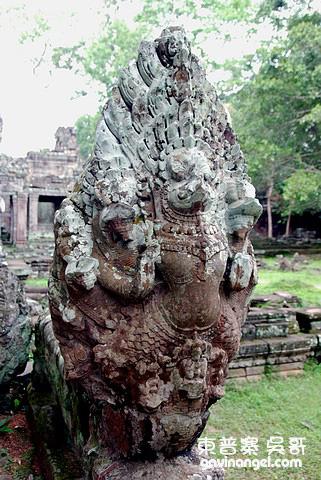 伽魯達Garuda雕像