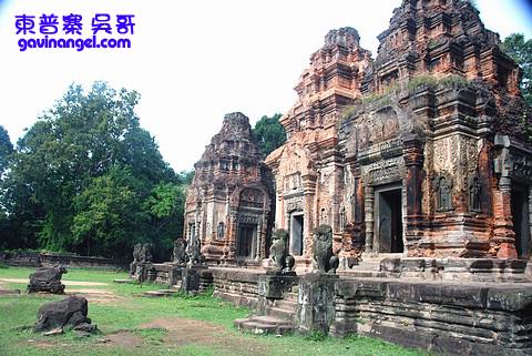 Preah Ko(神牛寺)