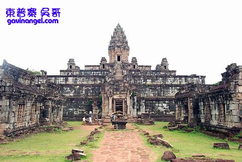 Bakong(巴孔寺)